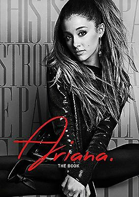 Ariana Grande The Book [Re-Issue] Rare Merchandise