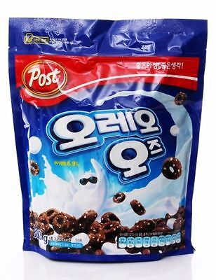 OREO O's Cereal with Marshmallow 800g(28.2oz) Breakfast Korea Made