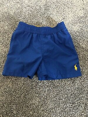 Ralph Lauren swimming shorts aged 18 month