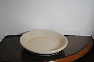 Robinson Ransbottom Roseville Ohio Traditional 9 1/4 in dia Pie Plate