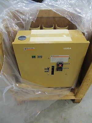 Merlin Gerin Fluarc, 1200 Amp 15 Kv Circuit Breaker- New