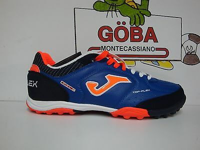 Scarpe Calcetto Joma Top Flex Turf 503 Navy