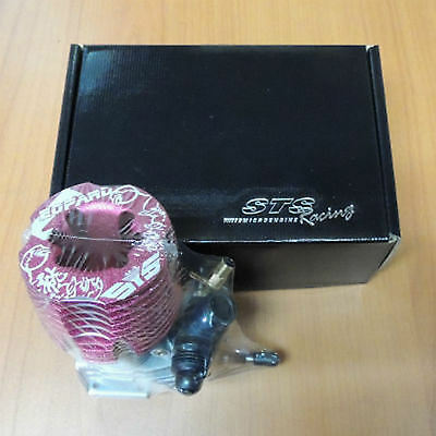 Nitro Buggy Engine STS 21 3 Port & EFRA 2121 Exhaust Combo not OS Reds Novarossi