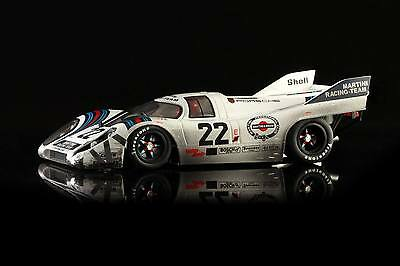"BRM 063FL Porsche 917K ""Le Mans 1971 #22 - Team Martini Racing"" Finish Line LTD"