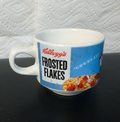 Vintage Kelloggs Stackable Mug Bowl (1)  Frosted Flakes