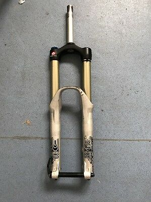Rock Shox Totem coil DH forks Tf Tuned 180m 1-1/8