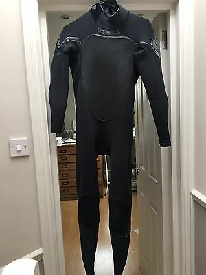 O'Neill Psycho 2 Wetsuit, Summer 3:2, Men's,Size Medium Short