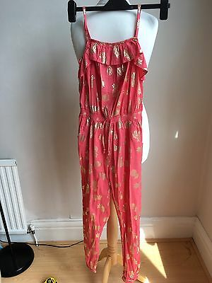 Monsoon Girls Playsuit size 11 Years