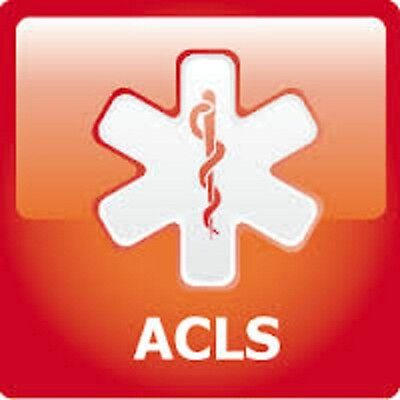 ACLS & EKG Video all on 4 DVDS