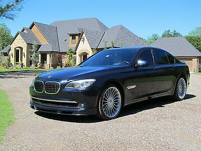 2012 BMW 7-Series Automatic ALPINA B7 w/BMW Certified warranty to 100k miles, 2 owner, excellent condition