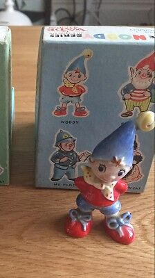 Wade Whimsy Whimsie - Noddy In Its Original Box - 1st Series 1950s