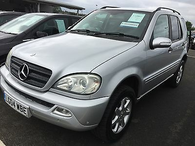 2004 Mercedes Ml350 Full Leather, Climate, Alloys, Wood, Nice Example 5 Services