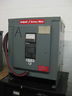 36 Volt Industrial Forklift Battery Charger-1050 Amp Hours-Three Phase -179 Amps