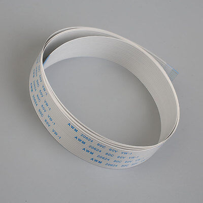 Flat Ribbon FFC Cable Line Wire For the Raspberry Pi Camera 100cm Flexible