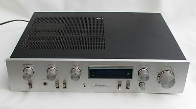 PIONEER SA-610 Integrated stereo Hi-Fi amplifier