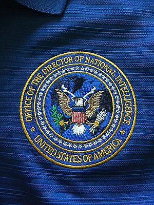 Central Intelligence Agency ODNI Headquarters Shirt