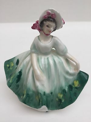 Royal Doulton Made In England Sunday Best Minature Figurines