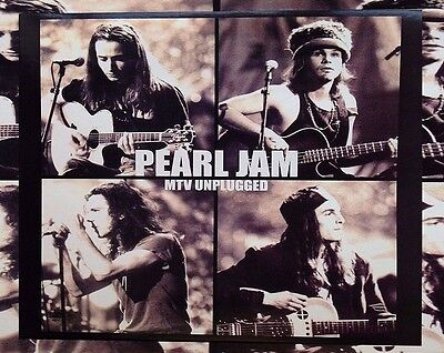 Pearl Jam ‎- MTV Unplugged - Vinyl LP - New/Mint