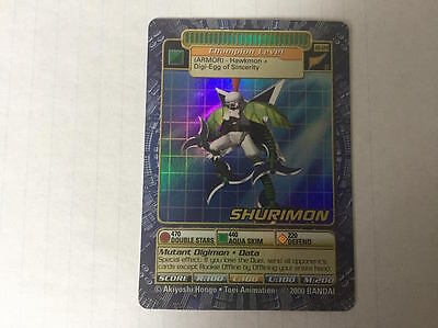 Digimon - Shurimon (BO-124) - Holofoil - NM