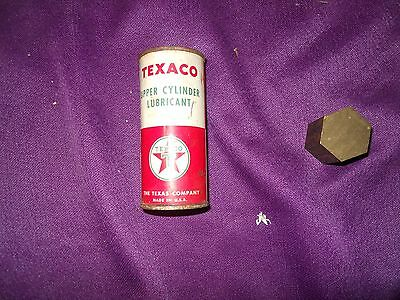 Texaco Upper Cylinder Lubricant-The Texas Company<Made In U.s.a.