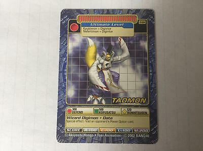 Digimon - Taomon (ST-164) - NM