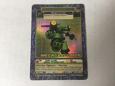 Digimon - MegaGargomon (ST-139) - Holofoil - NM