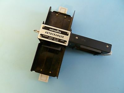 Vintage Minolta Autochanger For  Slides