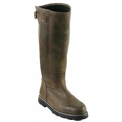 Club Interchasse Vendome Leather Country boots,Waterproof in Brown