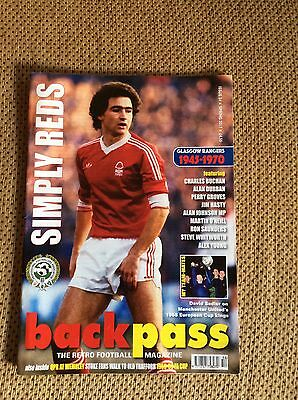 Backpass Magazine,issue  54,Spring 2017.