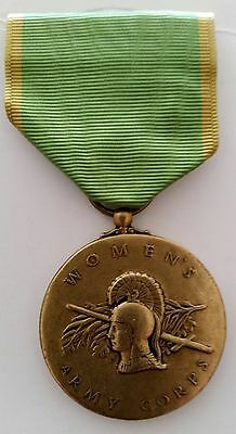 Us Women's Army Corps Medal Ww2