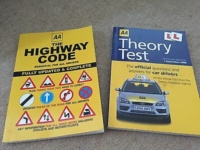 Theory Test & Highway Code Books