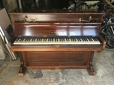 John Broadwood Vintage Upright Piano