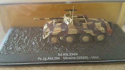 1/72 scale Combat Tank Collection #32