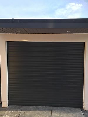 electric roller Garage Door Insulated Fitting Service Available Nationwide Cheap