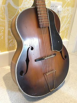 Vintage Archtop Guitar 1940's / 1950's