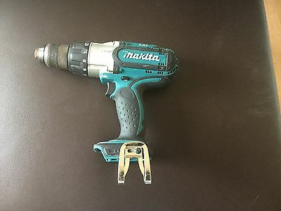 makita LXT combi drill 18v body only  with belt hook