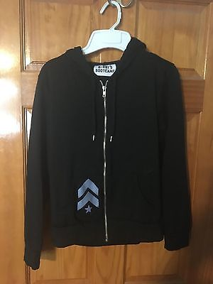 Barrys Bootcamp Hoodie Size Small Used