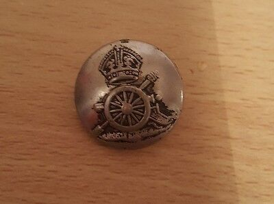 royal horse artillery officers button