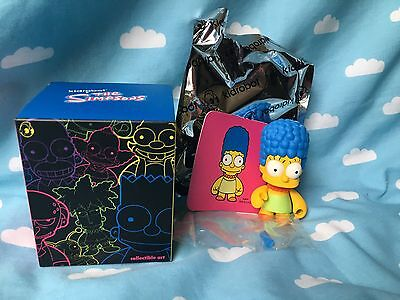 Kidrobot Kid Robot X - The Simpsons Series 1 - Marge - Complete 1/24