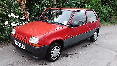 1993 Renault 5 Campus 1.4 Manual