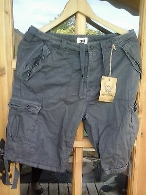 mens ringspun shorts size 30 inch waist new with tag