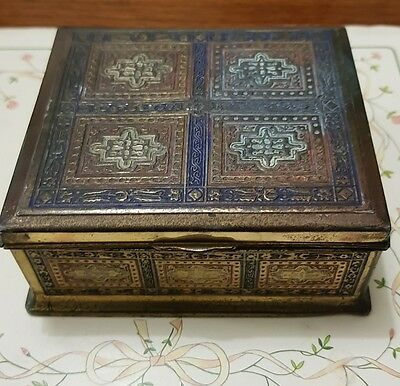 Antique Chinese Metal box