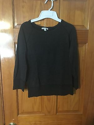 James Perse Sweater Size 1 Used