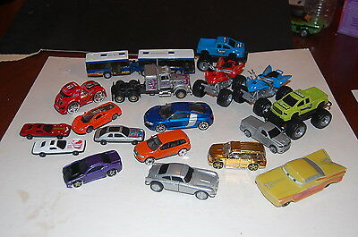 bundle of toy cars