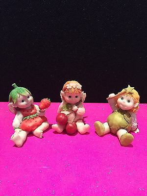 Peter Fagan Westminster Edition Fruit Fairies Collectables Collection