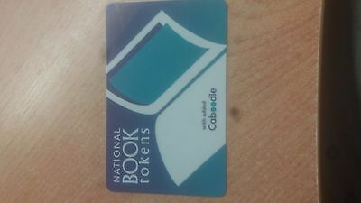 National Book Tokens £20 gift card