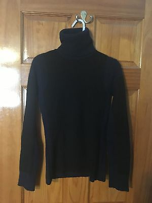 Qi Cashmere Sweater Size Xs Used