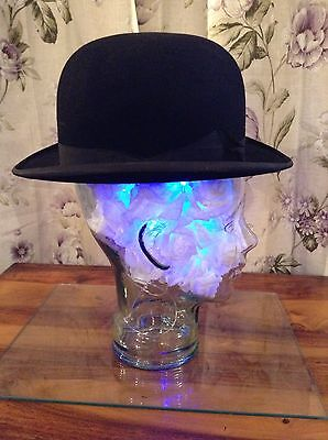 Dunn &Co Bowler hat. #bowlerhat #steampunk #festival Reduced