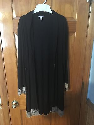 Eberjey Robe Size Small Used