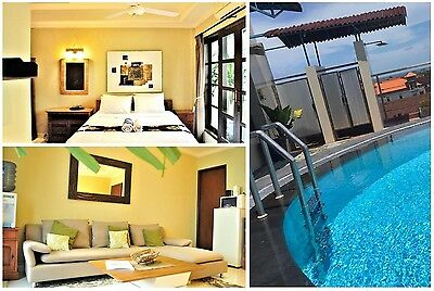 Bali Holiday Accommodation - 7 Days! Self contained 1brm unit with living area